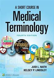 Short Course In Medical Terminology Package. Includes Textbook and PrepU 12 Month Access Code