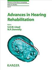 Advances in Hearing Rehabilitation Cover Image