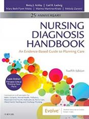Nursing Diagnosis Handbook: An Evidence-Based Guide to Planning Care. Text with Access Code Cover Image