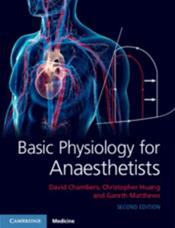 Basic Physiology for Anaesthetists Cover Image