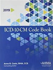 ICD-10-CM Code Book 2019