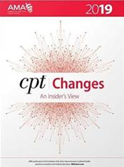 CPT Changes 2019: An Insiders View Cover Image