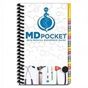 MDpocket Medical Reference Guide: Medical Student Edition 2019 Cover Image