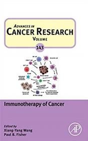 Advances in Cancer Research: Immunotherapy of Cancer Cover Image