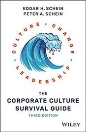 Corporate Culture Survival Guide Cover Image