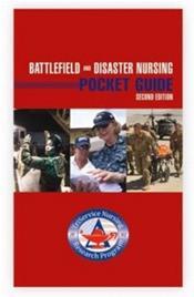 Battlefield and Disaster Nursing Pocket Guide Cover Image