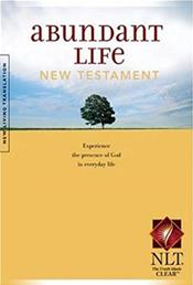 Abundant Life New Testament: Experience the Presence of God in Everyday Life Cover Image