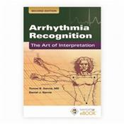 Arrhythmia Recognition: The Art of Interpretation. Text with Access Code Cover Image