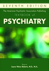 American Psychiatric Association Publishing: Textbook of Psychiatry Cover Image