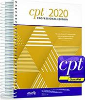 CPT 2020 Professional Codebook and CPT QuickRef App Package Cover Image