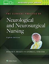 Clinical Practice of Neurological and Neurosurgical Nursing. Text with Access Code Cover Image