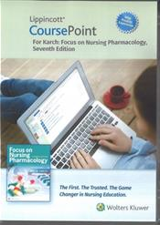 CoursePoint for Karchs Focus on Nursing Pharmacology. Access Code for 24 Months Cover Image