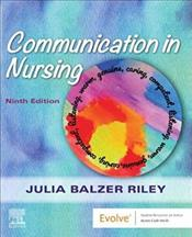 Communication in Nursing. Text with Access Code Cover Image