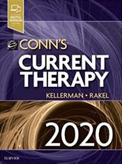 Conns Current Therapy 2020. Text with Access Code (Expert Consult) Cover Image