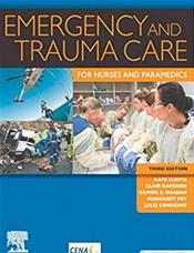 Emergency and Trauma Care for Nurses and Paramedics. Text with Access Code Cover Image