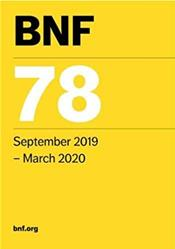 British National Formulary (BNF) 78 Cover Image