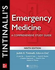 Tintinallis Emergency Medicine: A Comprehensive Study Guide Cover Image
