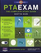 PTAEXAM: The Complete Study Guide Cover Image