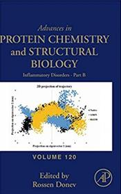 Advances in Protein Chemistry and Structural Biology: Inflammatory Disorders, Part B Cover Image