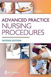 Advanced Practice Nursing Procedures Cover Image