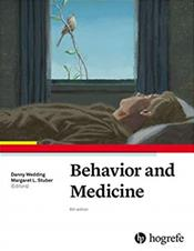 Behavior and Medicine Cover Image