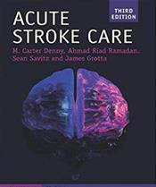 Acute Stroke Care: Part of Cambridge Manuals in Neurology Cover Image