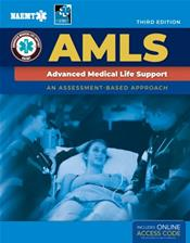 Advanced Medical Life Support (AMLS): An Assessment-Based Approach. Text with Access Code Cover Image