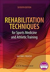 Rehabilitation Techniques for Sports Medicine and Athletic Training. Text with Access Code Cover Image