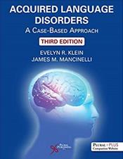 Acquired Language Disorders: A Case-Based Approach. Text with Access Code Cover Image