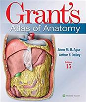 Grants Atlas of Anatomy. Text with Access Code Cover Image