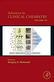 Advances in Clinical Chemistry Cover Image