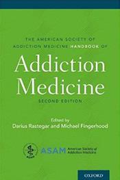 American Society of Addiction Medicine Handbook of Addiction Medicine Cover Image