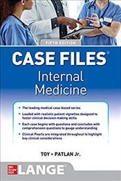 Case Files: Internal Medicine Cover Image