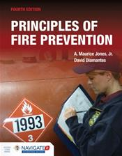 Principles of Fire Prevention. Text with Access Code Cover Image