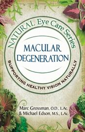 Natural Eye Care Series Macular Degeneration: Macular Degeneration Cover Image
