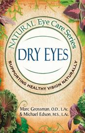 Natural Eye Care Series: Dry Eyes - Large Print Cover Image