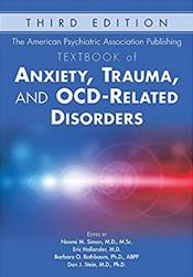 American Psychiatric Association Publishing Textbook of Anxiety, Trauma, and OCD-Related Disorders Cover Image