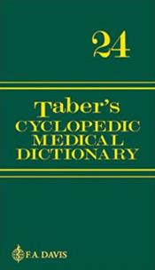 Tabers Cyclopedic Medical Dictionary Deluxe Gift Edition Cover Image