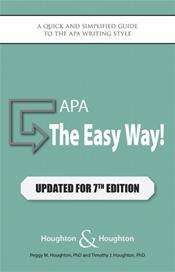 APA: The Easy Way! Cover Image