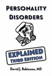 Personality Disorders Explained Cover Image