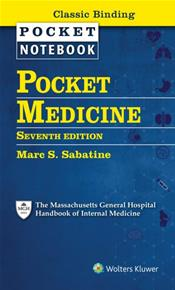 Pocket Medicine: Massachusetts General Hospital Handbook of Internal Medicine Cover Image