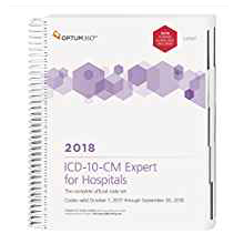ICD-10-CM Expert for Hospitals 2018 Spiral