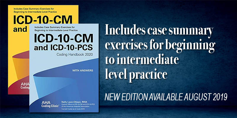 Icd 10 Coding Exercises With Answers