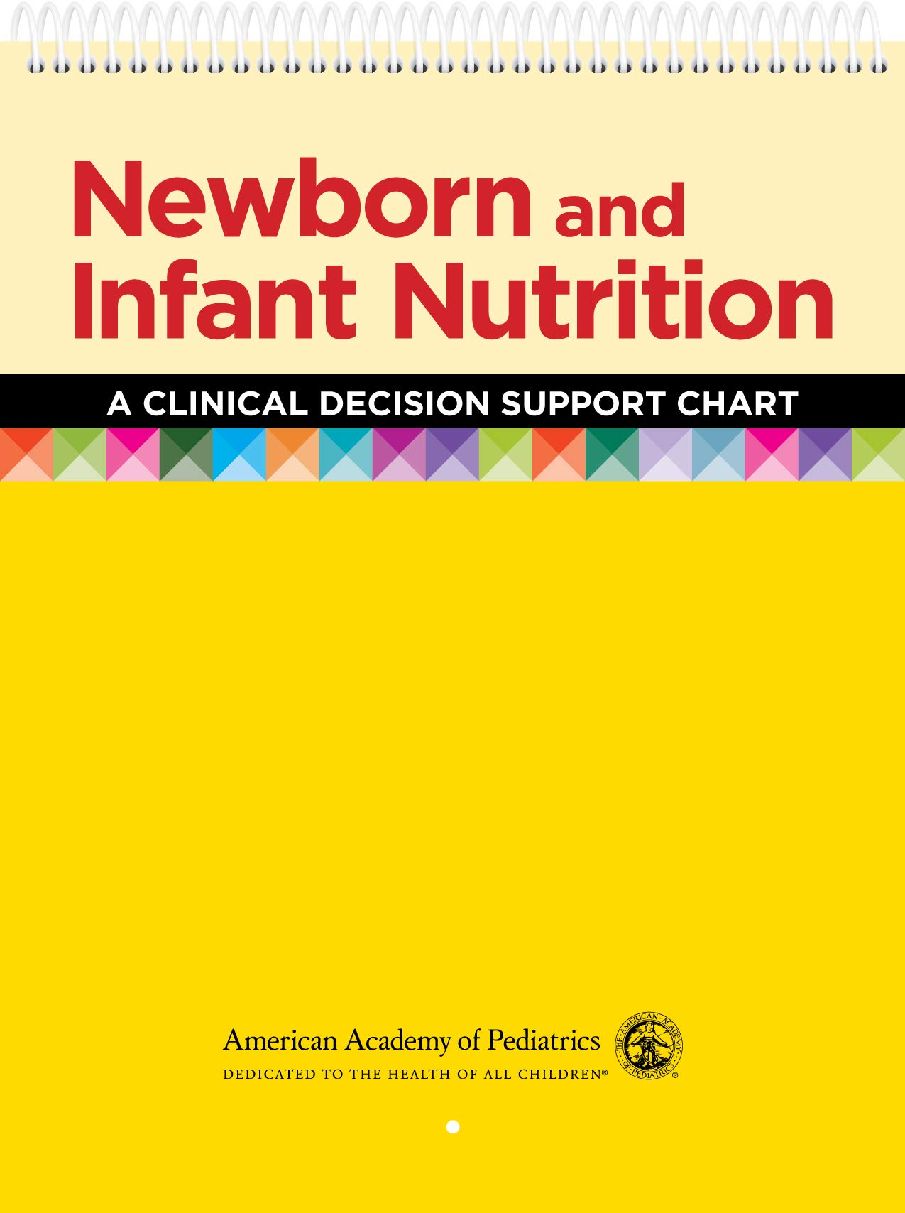 Newborn and Infant Nutrition