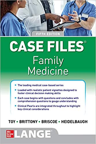 Case Files: Family Medicine