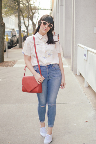 keds white shoes outfit