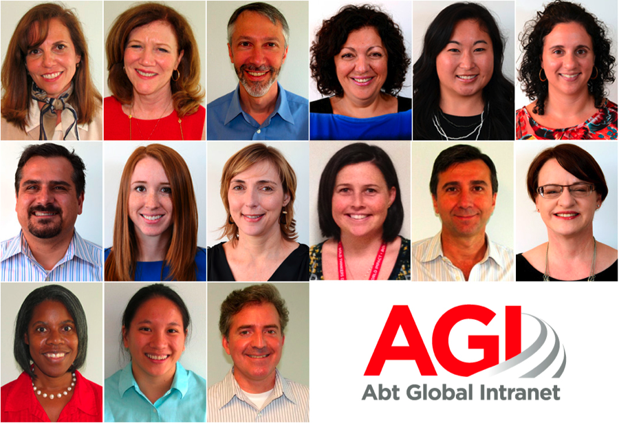 Abt Associates AGI team photo