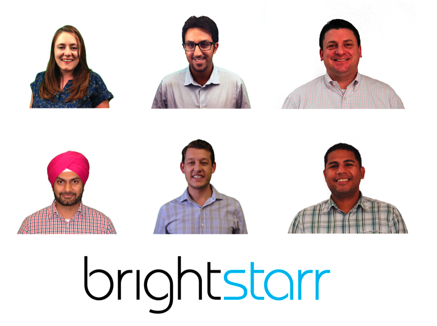 Brightstarr team photo