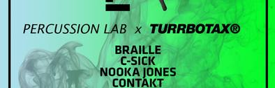Homepage_percussionlab_x_turrbotax,_saturday_june_14!