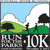 Run for the Parks 10K